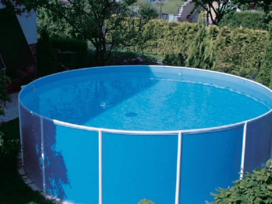 Collapsible pools Azuro 300B | Prefabricated swimming pools ...
